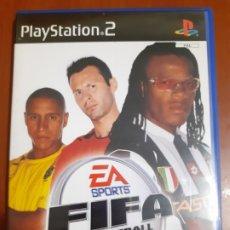 Videojuegos y Consolas: FIFA 2003 PARA PLAY STATION 2. PS2. Lote 172766597