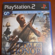 Videojuegos y Consolas: MEDAL OF HONOR PARA PLAY STATION 2. PS2. Lote 172766789