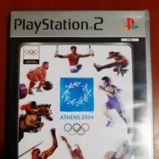 Videojuegos y Consolas: ATHENS 2004 JUEGOS OLÍMPICOS ATENAS PARA PLAY STATION 2. PS2. Lote 172766848