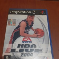 Videojuegos y Consolas: NBA LIVE 2004. PS2 PLAY STATION 2. Lote 172931652