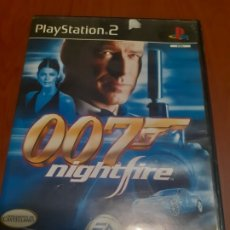 Videojuegos y Consolas: 007 NIGHTFIRE. PS2 PLAY STATION 2. Lote 172931838