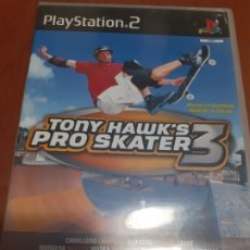 Videojuegos y Consolas: TONY HAWK'S PRO SKATER 3. PS2 PLAY STATION 2. Lote 172932029