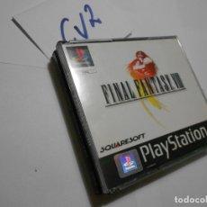 Videojuegos y Consolas: ANTIGUO JUEGO PLAYSTATION - FINAL FANTASY VIII. Lote 172955474