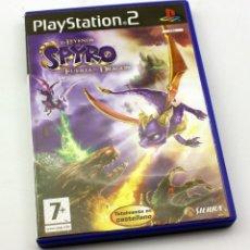 Videojuegos y Consolas: PS2 - LA LEYENDA DE SPYRO - LA FUERZA DEL DRAGON - VERSIÓN ESPAÑOLA. Lote 211564175