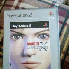Videojuegos y Consolas: RESIDENT EVIL CODE VERONICA X PS2. Lote 173408224