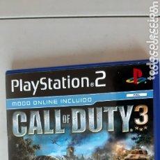 Videojuegos y Consolas: CAJA DE CALL OF DUTI 3. PS2. Lote 173418160