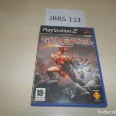 Videojuegos y Consolas: PS2 - GOD OF WAR , PAL ESPAÑOL , COMPLETO. Lote 173572145