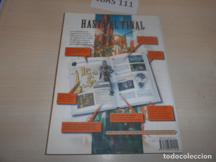 Videojuegos y Consolas: GUIAS - GUIA FINAL FANTASY XII + JUEGO ORGINAL , EDICIONES ESPAÑOLAS , COMPLETA - Foto 4 - 173790062