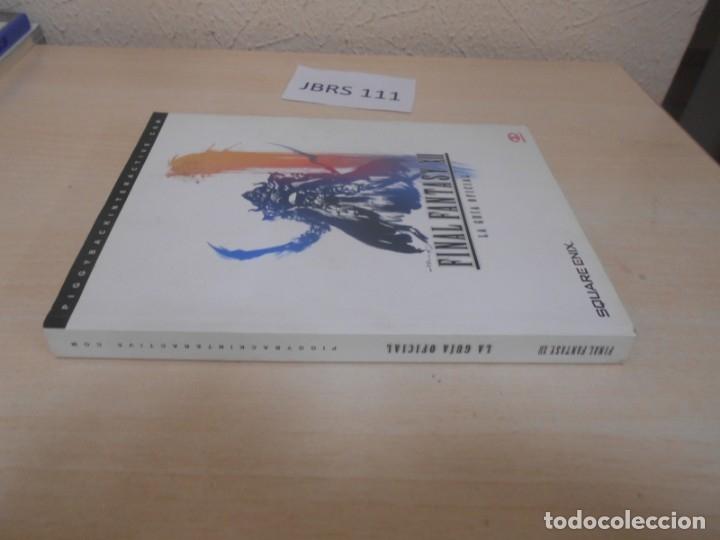Videojuegos y Consolas: GUIAS - GUIA FINAL FANTASY XII + JUEGO ORGINAL , EDICIONES ESPAÑOLAS , COMPLETA - Foto 5 - 173790062