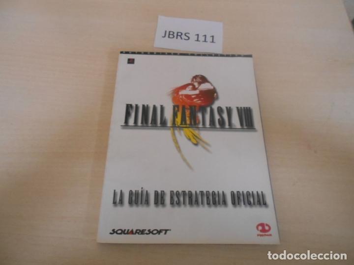 GUIAS - GUIA FINAL FANTASY VIII , EDICION ESPAÑOLA (Juguetes - Videojuegos y Consolas - Sony - PS2)