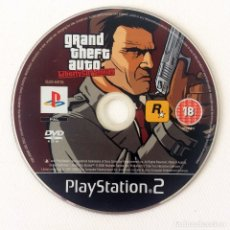 Videojuegos y Consolas: PS2 JUEGO - GTA GRAND THEFT AUTO - PLAYSTATION 2 SONY. Lote 174046278