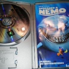 Videojuegos y Consolas: BUSCANDO A NEMO - PS2 - PAL - PLAYSTATION 2. Lote 174195143