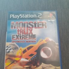 Videojuegos y Consolas: MONSTER TRUX EXTREME OFFROAD EDITION PLAY STATION 2 PS2. Lote 174453004