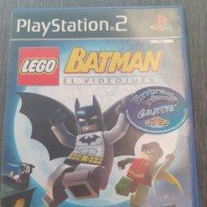 Videojuegos y Consolas: BATMAN LEGO EL VIDEOJUEGO PLAY STATION 2 PS2. Lote 174453389