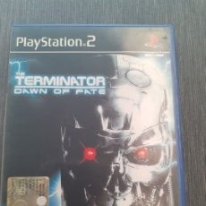 Videojuegos y Consolas: THE TERMINATOR DAWN OF FATE PLAY STATION 2 PS2. Lote 174453923