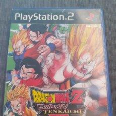 Videojuegos y Consolas: DRAGON BALL Z BUDOKAN TENKAICHI 3 PLAY STATION 2 PS2. Lote 174454534