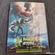 Videojuegos y Consolas: MAX STEEL VS LA AMENAZA MUTANTE PLAY STATION 2 PS2. Lote 174455018