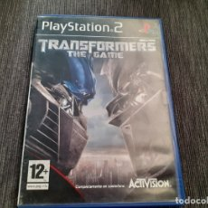 Videojuegos y Consolas: TRANSFORMERS THE GAME PLAY STATION 2 PS2. Lote 174455148