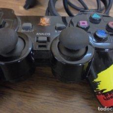 Videojuegos y Consolas: MANDO PS2 SONY PLAY STATION II PRODUCTO OFICIAL. PROMOCIÓN DEL MUNDIAL DE FUTBOL. . Lote 175997874