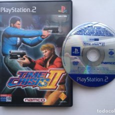 Videojuegos y Consolas: TIME CRISIS NAMCO G-CON PS2 PLAYSTATION 2 PLAY STATION TWO KREATEN. Lote 176137052