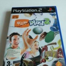 Videojuegos y Consolas: G-10L18 PS2 PLAY STATION 2. EYE TOY PLAY 2 PS2 PLAYSTATION 2 PLAY STATION. Lote 176286500
