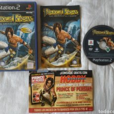Videojuegos y Consolas: PRINCE OF PERSIA LAS ARENAS DEL TIEMPO PS2. Lote 176406812