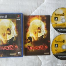 Jeux Vidéo et Consoles: DEVIL MAYCRY MAY CRAY 2 PS2. Lote 176407460