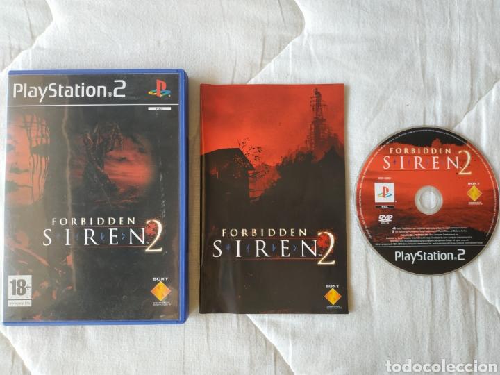 Forbidden Siren 2 Ps2 Sold Through Direct Sale 176409358