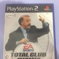 Videojuegos y Consolas: TOTAL CLUB MANAGER 2004 PARA PLAY 2. Lote 176481505