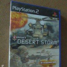 Videojuegos y Consolas: CONFLICT: DESERT STORM. CON INSTRUCCIONES. PS2. Lote 176632087