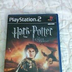 Videojuegos y Consolas: HARRY POTTER Y EL CALIZ DE FUEGO PS2. Lote 176668063