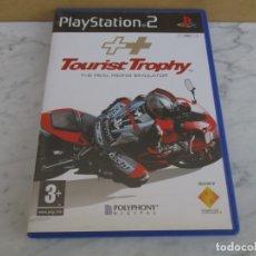 Videojuegos y Consolas: JUEGO DE PS2 TOURIST TROPHY. Lote 177073003