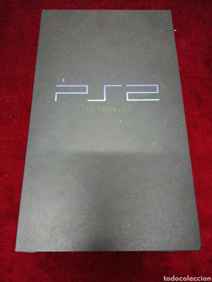 Videojuegos y Consolas: Play Station 2. Funciona. Con cables, memory card y un mando (no original) - Foto 2 - 177139705