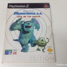 Videojuegos y Consolas: MONSTRUOS, S.A. ISLA DE LOS SUSTOS LIMITED EDITION. Lote 177295553