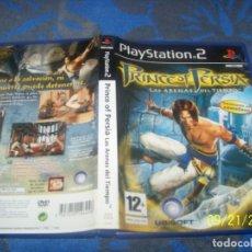 Videojuegos y Consolas: PS2 PRINCE OF PERSIA--LAS ARENAS DEL TIEMPO PS2 . Lote 177959497