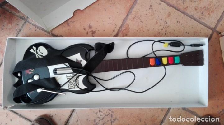 Videojuegos y Consolas: guitar hero play station 2 - Foto 2 - 178258651
