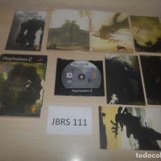 Videojuegos y Consolas: PS2 - SHADOW OF THE COLOSSUS , PAL ESPAÑOL , COMPLETO. Lote 178805215