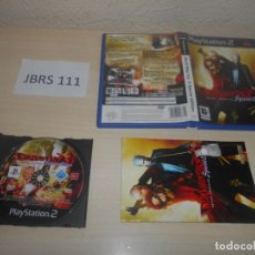 Videojuegos y Consolas: PS2 - DEVIL MAY CRY 3 SPECIAL EDITION , PAL ESPAÑOL , COMPLETO. Lote 178806551