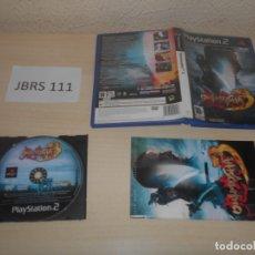 Videojuegos y Consolas: PS2 - ONIMUSHA 3 , PAL ESPAÑOL , COMPLETO. Lote 178811662