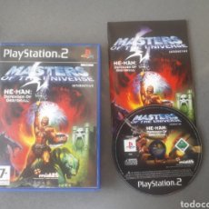 Videojuegos y Consolas: MASTERS OF THE UNIVERSE HE-MAN DEFENDER OF GRAYSKULL / MOTU / PLAY STATION 2 PS2. Lote 179114920