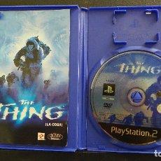 Videojuegos y Consolas: JUEGO DE PLAYSTATION 2 PS2 - THE THING LA COSA. Lote 179199662