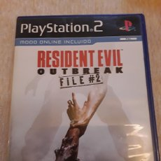 Videojuegos y Consolas: RESIDENT EVIL OUTBREAK FILE 2 PLAY2 SONY. Lote 179261875