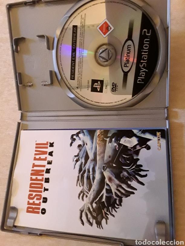 Videojuegos y Consolas: Resident Evil Outbreak ps2 sony - Foto 3 - 179264716