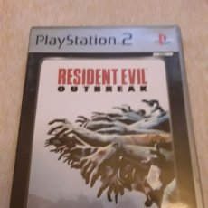 Videojuegos y Consolas: RESIDENT EVIL OUTBREAK PS2 SONY. Lote 179264716