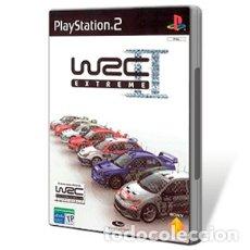 Videojuegos y Consolas: LOTE OFERTA JUEGO PLAY STATION 2 - PS2 - WRC II EXTREME - CON SU MANUAL. Lote 180150486