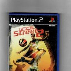 Videojuegos y Consolas: FIFA STRREET 2- JUEGA O TE LA JUGARÁN -. Lote 50237322