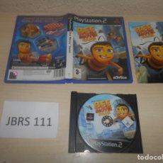 Videojuegos y Consolas: PS2 - BEE MOVIE GAME , PAL ESPAÑOL , COMPLETO. Lote 180227175