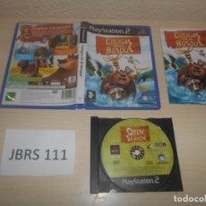Videojuegos y Consolas: PS2 - COLEGAS EN EL BOSQUE , PAL ESPAÑOL , COMPLETO. Lote 180227242