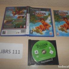 Videojuegos y Consolas: PS2 - TARZAN FREERIDE , PAL ESPAÑOL , COMPLETO. Lote 180227596