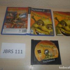 Videojuegos y Consolas: PS2 - SHREK 2 , PAL ESPAÑOL , COMPLETO. Lote 180228011